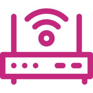 Router Wi-Fi Fibra